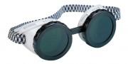 Lunette de sécurité avec verres soudeur - Conformes aux normes en vigueur EN 166 / EN 175
