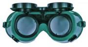 Lunettes de soudure - Dispositif relevable équipé d'oculaires teinte 5