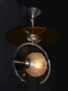 Lustres artisanales - Fabrication de lustres à partir de divers objets chinés