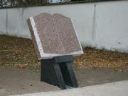 Lutrin columbarium - Jardin de souvenir