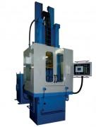 Machine à brocher verticale - Entraînement hydraulique ou électromécanique