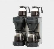 Machine à café à 4 verseuses en verre - Puissance (w) : 3500