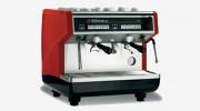 Machine à café expresso Appia compact V - Puissance (W) : 1500 à 2600 - 2 groupes - volumétrique