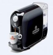 Machine à café pour dosettes compatible Blue  ® - Cafetière de couleur noire pour capsules Blue  ®