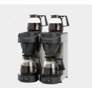 Machine à café professionnelle 4 verseuses - Remplissage manuel