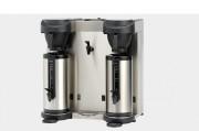 Machine à café professionnelle à 2 thermos - Livrée avec 2 thermos conteneurs de 2,5 litres