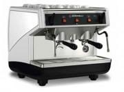 Machine à café professionnelle Appia compact S - Puissance (W) : 1500 à 2600 - 2 groupes - semiautomatique