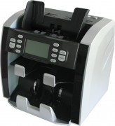 Machine à compter 1100 billets / min - Vitesse de comptage: 750 - 1100 billets / min