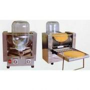 Machine à crêpes professionnelles - Capacité de production : 150 crêpes/h