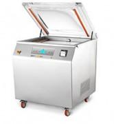 Machine à emballer sous vide - Dimension des produits (mm) : 611 x 670 x 131