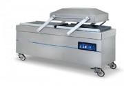 Machine à emballer sous vide industriel - Dimension des produits (mm) : 830 x 820 x 200