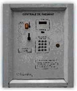 Machine à encaissement ELE-microline - Centrale de paiement