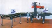 Machine à fermer les cartons semi-automatique - Energie : 220 V monophasé