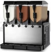 Machine à glace granita - Rendement de 102 glaces/heure - 2 bacs de 5,5 litres