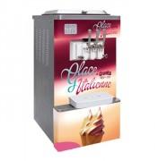 Machine à glace italienne  - Capacité : 2 x 7 L