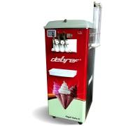 Machine à glace Italienne à double compresseurs - 3 manettes de tirage