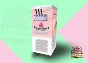 Machine à glace italienne professionnelle - Machine à glace soft, sunday, frozen yogourt
