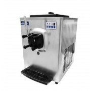 Machine à glace italienne un seul parfum - Tableau de contrôle digital
