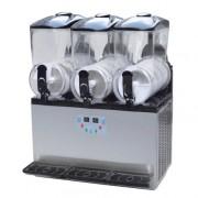 Machine à granita 3 bacs - Capacité : 3 x 12,5 litres