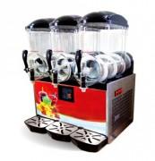 Machine à Granitas sorbetière - Capacité des cuves : 3 x 12 litres