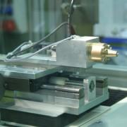 Machine à graver Modèle 315 - Tête de marquage pour rayage