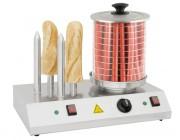 Machine à hot-dog 4 plots - Puissance : 960W / 230V