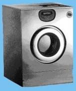 Machine à laver frontale à simple essorage 18 kg - Capacité : 18 kg - Essorage : 376 tr/mn