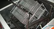 Machine à laver industrielle économique - Nettoyage des pièces en vrac