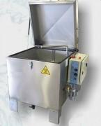 Machine a laver pieces mecanique - Capacité de lavage : 100 - 200 ou 300 kg