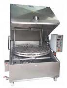 Machine à panier tournant lessivielle - Diamètre panier de 0,55 à 2 mètres