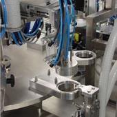 Machine à plateau tournant - Pour l'industrie pharmaceutique