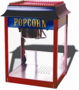 Machine a pop corn 21 Kg - Débit (kg / h) : 2.4