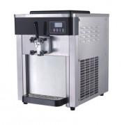 Machine à sundae structure inox - Débit : 18 litres/heure