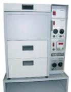 Machine à tampon résine - 3 parties : Insoleuse, Graveuse et Sécheuse