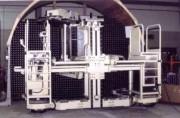 Machine à vins entreilleuse Détreilleuse automatique - Cadence: 6000 bouteilles par heure
