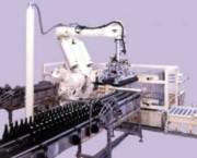 Machine à vins pour l'emboxage et déboxage de bouteilles - Cadence: 9000 bouteilles par heure