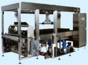 Machine à vins pour la congélation des cols de bouteilles avant dégorgement - Cadence : de 700 à 4000 bouteilles par heure
