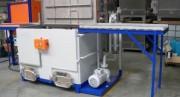 Machine au trempé industrielle - Pour matières métalliques et plastiques