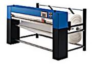Machine automatique à découper papiers - Largeurs de coupe : 100, 125, 150, 200 cm