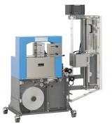Machine banderoleuse ultrasons - Largeur de bande : 75- 100 mm