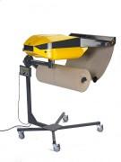 Machine calage automatique papier froissé - Pour caler, protéger, envelopper, matelasser, amortir, séparer, intercaler