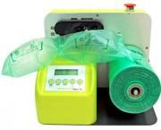 Machine calage écoligique pour coussin d'air - Cadence : 17 mètres/minute