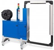 Machine cercleuse automatique latérale avec rabats dans l'arc - Cadence : Jusqu'à 30 cycles/ minute (650 mm x 800 mm)