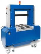 Machine cercleuse automatique professionnelle - Cadence : Jusqu'à 37 paquets par minute (600 x 600 mm)