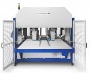 Machine emballeuse automatique en ligne - Cadence : Jusqu'à 30 paquets par minute