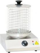 Machine chauffe hot dog - Dim( L x P x H )  : 280 x  280 x 355 mm- Puissance : 850 W - Hauteur  : 240 mm