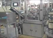 Machine d'assemblage 7800 pièces/heure - De tubes doseurs d'homéopathie
