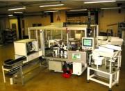 Machine d'assemblage contrôle par vision - Automatique à cames