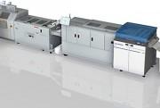 Machine d'assemblage et brochage - Largeurs de laize jusqu'à 762mm (30'')