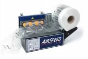 Machine d'emballage à coussin d'air - Cadence : 7 mètre par minute